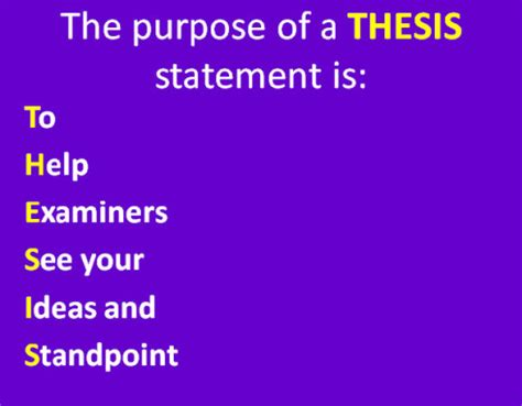 How to Write a Masters Dissertation Proposal - All